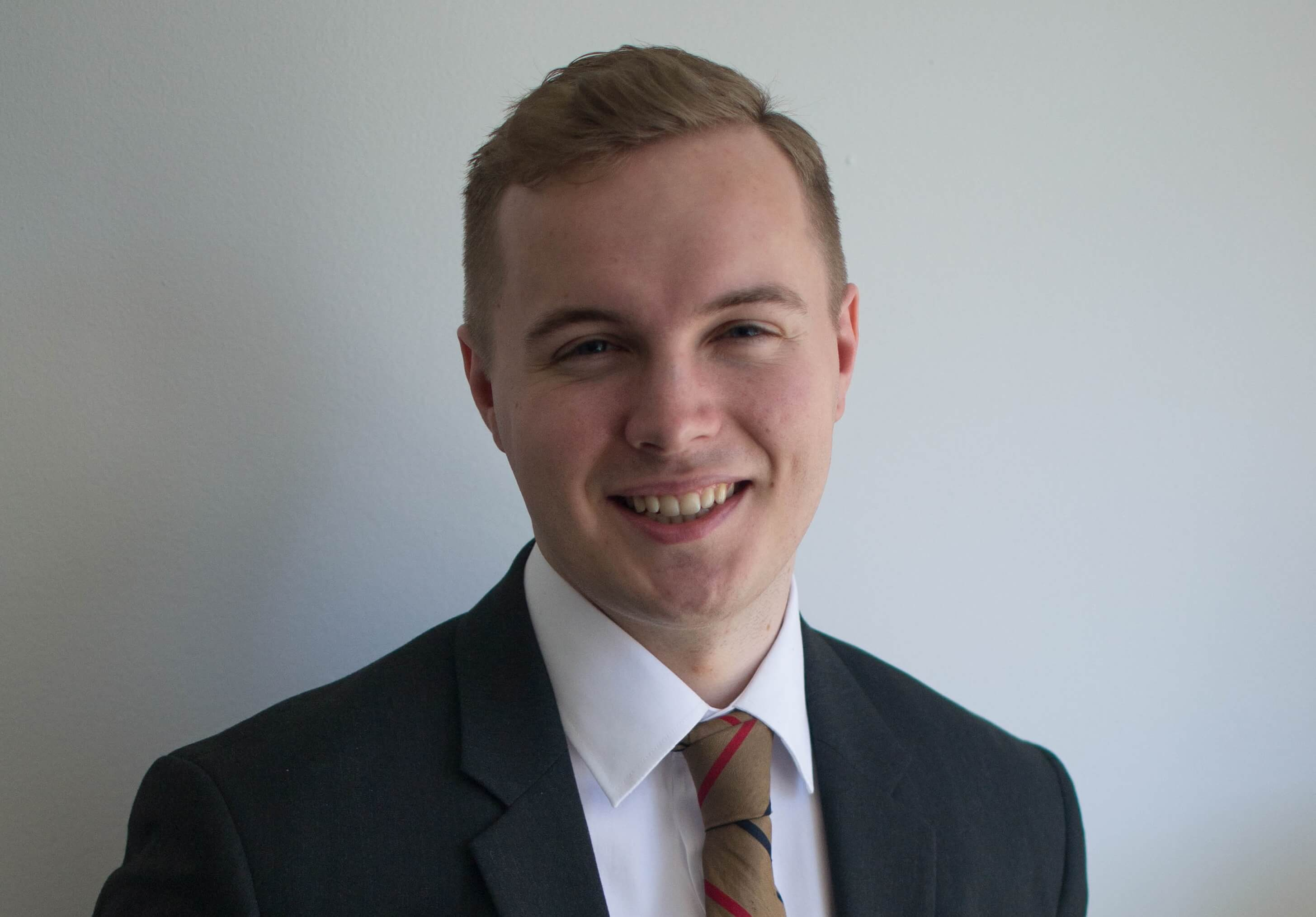 Thang Tax Law Welcomes Summer Student Nicholas Shatalow